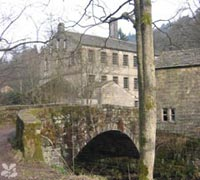 Gibson Mill - National Trust sustainable development project